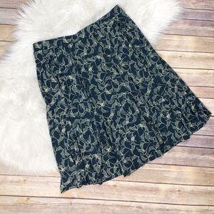 NEW Lularoe Madison Bird Skirt Size XL